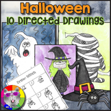 Halloween Directed Drawing