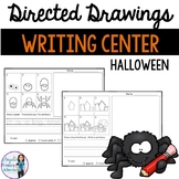 Halloween Writing: Directed Drawing Center