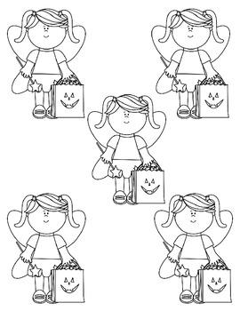 Halloween Directional Freebie