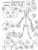 Halloween Divisible by 8 Worksheet