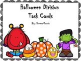 Halloween Division Task Cards