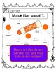 Halloween Do-A-Dot Jack's Number Words - Jack-o-Lantern Themed Set