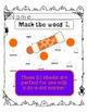 Halloween Do-A-Dot Jack's Number Words - Jack-o-Lantern Th