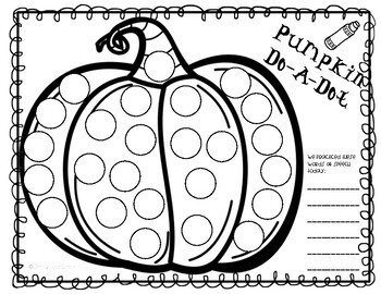 Halloween Do-A-Dots and Magnetic Chip Cover Ups