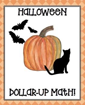 Halloween Dollar-Up Math!