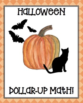 Halloween Dollar-Up Math!