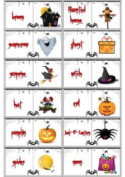 Halloween Domino