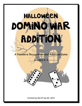 Halloween Domino War (Addition)