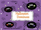 Halloween Dominoes