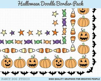 Borders - Halloween