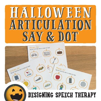 Halloween Dot Articulation