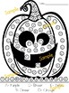 Halloween Dot Paint (Letter Recognition)