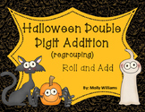 Halloween Double Digit Addition