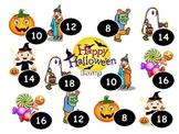 Halloween Double Math Bump