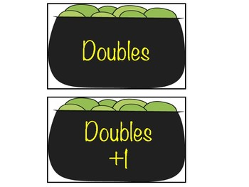 Halloween Double and Near Double Sort