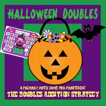Halloween Doubles - A Simple Game To Practice The Doubles