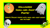 Halloween Drag & Drop Poetry