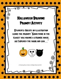 Halloween Drawing Prompt