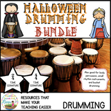 Halloween Drumming Bundle