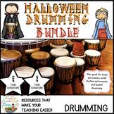 Halloween Bucket Drumming Bundle