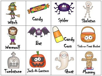 Halloween Attributes