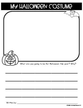Halloween ELA Activities {October 31st}
