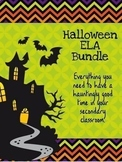 Halloween ELA Bundle
