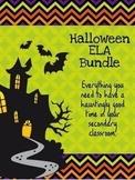 Halloween ELA Bundle