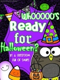 Halloween ELA Pack. Owl Craft, Writing, and A Passage