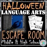 Halloween ESCAPE ROOM
