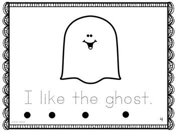 Halloween Easy Reader