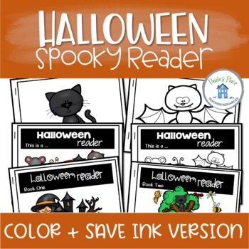 Halloween Easy Readers