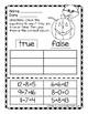 Halloween Edition 2: No Prep! Math Center Printables