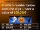 Halloween Edition 4th Grade Common Core Math - Place Value