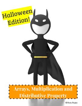 Halloween Edition! Multiplication and Distributive Property