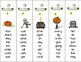 Halloween Reading - 220 Dolch Words {Elementary Reading Strips}