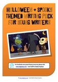 Halloween Elementary Writing Pack