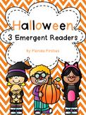 Halloween Emergent Readers A-C