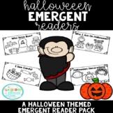 Halloween Emergent Readers {DRA Sight Word Readers Kindergarten/First Grade}