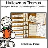 Halloween Emergent Reader and Pocket Chart Sentence Set