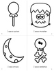Halloween {Emergent Readers}
