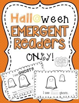 Halloween, Emergent Readers