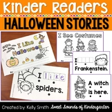 Halloween Emergent Readers