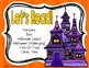 "Halloween Emergent Readers: 6 ""Print, Fold, and Go"" Books!"