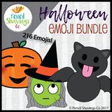 Halloween Emoji Bundle | 216 Total Emojis!