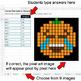 Halloween Emoji - Convert Percents to Decimals - Google Sheets Pixel Art