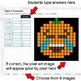 Halloween Emoji - Ratios & Proportions - Google Sheets Pixel Art