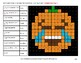 Halloween Emoji: Writing Algebraic Expressions - Math Mystery Pictures