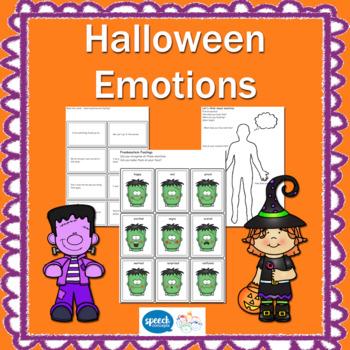 Halloween Emotions