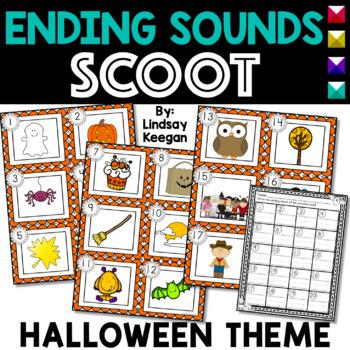 Halloween Ending Sounds SCOOT!